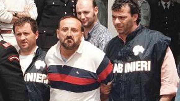 Trùm mafia Italia sa lưới ảnh 1