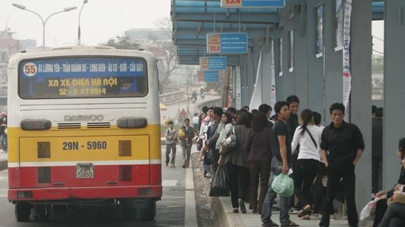 Hà Nội phải quy hoạch lại mạng lưới xe buýt ảnh 1
