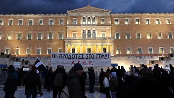 Hy Lạp: Hoán đổi hay vỡ nợ? ảnh 1