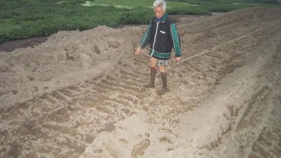 Hàng trăm ngôi mộ bị vùi lấp: Mọi việc sẽ được sáng tỏ ảnh 1