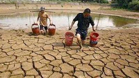 Nhân loại chỉ còn 1% nước sử dụng ảnh 1
