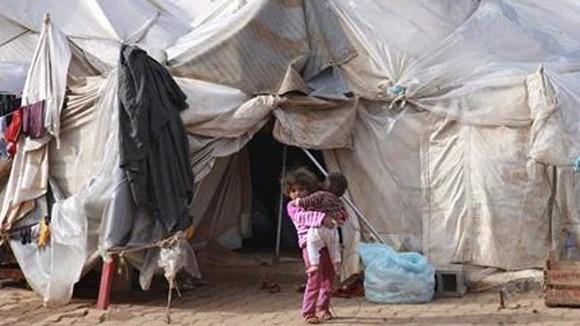 Syria chìm sâu vào nội chiến ảnh 1