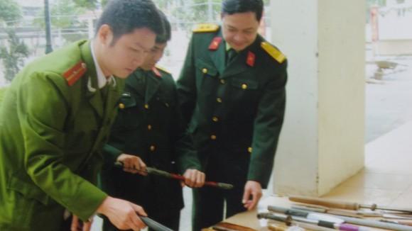 Siết chặt quản lý vũ khí, vật liệu nổ ảnh 1