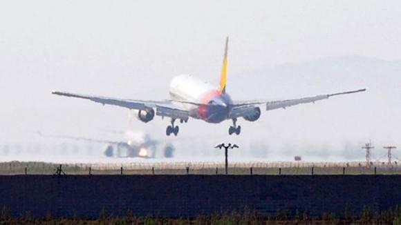 Hàn Quốc đổi hướng máy bay tránh vệ tinh của Triều Tiên ảnh 1