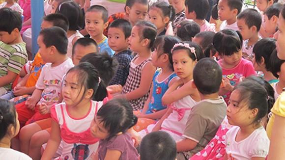 Xây nhà trẻ cho con công nhân các KCN-KCX: Khó mấy cũng phải làm ảnh 1