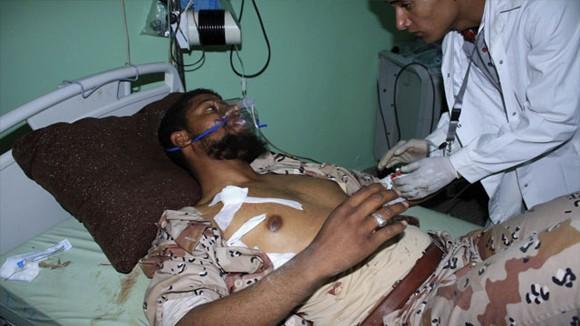Libya tái diễn giao tranh gây nhiều thương vong ảnh 1