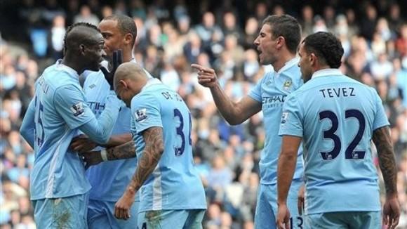 Man City giương cờ trắng ảnh 1