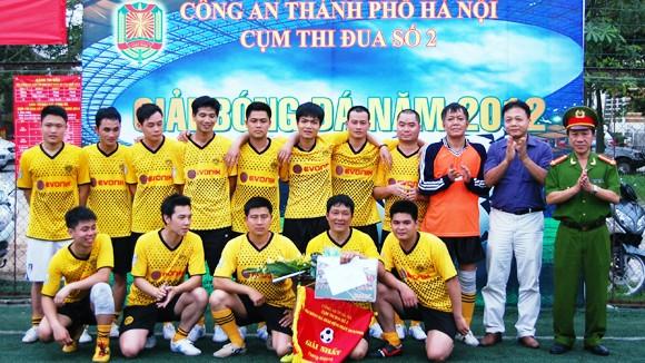 Đội PC52 giành ngôi vô địch ảnh 1
