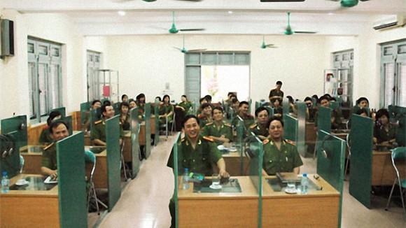 Học viện CSND tiến tới trường chuẩn trọng điểm quốc gia ảnh 1