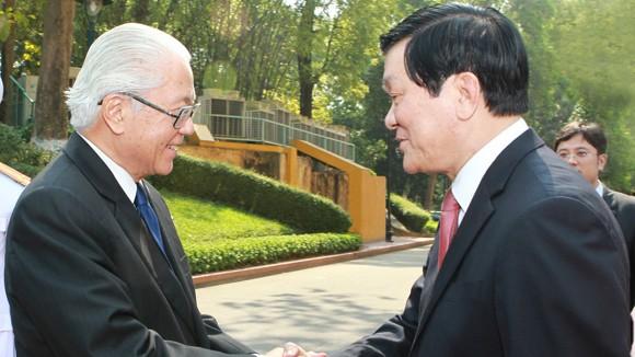 Doanh nghiệp Singapore muốn làm ăn lâu dài tại Việt Nam ảnh 1