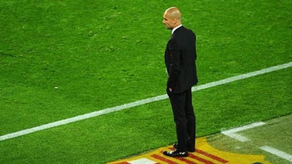 Guardiola chia tay Barca ảnh 1