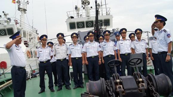 Cảnh sát biển Việt Nam sẵn sàng bảo vệ chủ quyền Tổ quốc ảnh 1