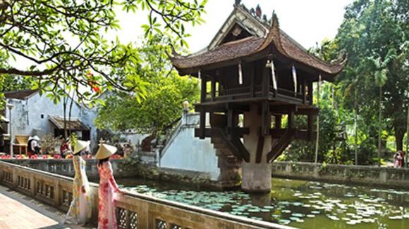Giải mã kiến trúc chùa Một cột ảnh 1