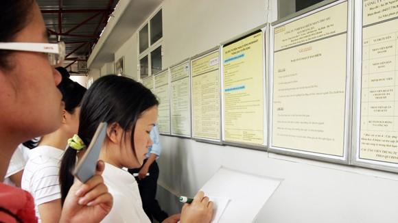 Quý I năm 2012: Lượng người đăng ký thất nghiệp tăng 70% ảnh 1
