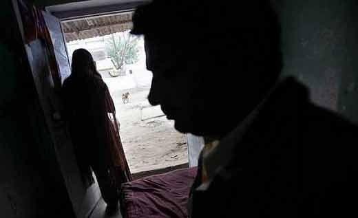 Làng bán dâm ở Ấn Độ ảnh 1