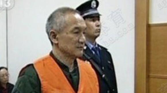 Cựu lãnh đạo Liên đoàn bóng đá Trung Quốc lĩnh án tù ảnh 1