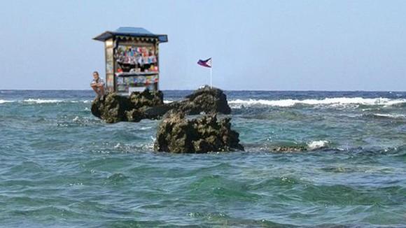 Philippines đã rút hết tàu khỏi khu vực tranh chấp trên biển Đông ảnh 1