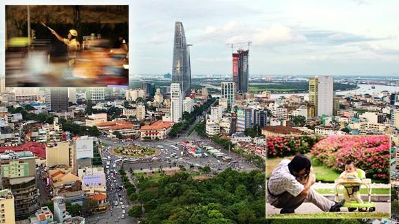 Chuyện nhặt ở Sài Gòn... ảnh 1
