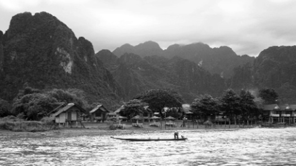 Nậm Song - dòng sông vàng ảnh 1