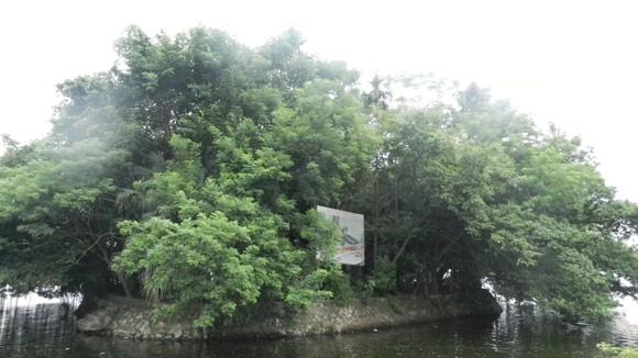 Dự án xây dựng trên đảo hồ Trúc Bạch: Tranh cãi đến bao giờ? ảnh 1