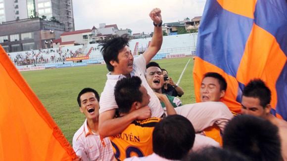 Đà Nẵng vô địch ngoạn mục ảnh 1