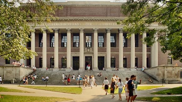"""Đại học Harvard lo """"mất khách"""" ảnh 1"""