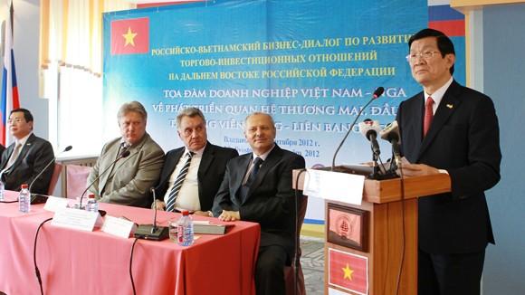 """""""Một Việt Nam tăng trưởng, thịnh vượng đem lại lợi ích cho các bạn"""" ảnh 1"""