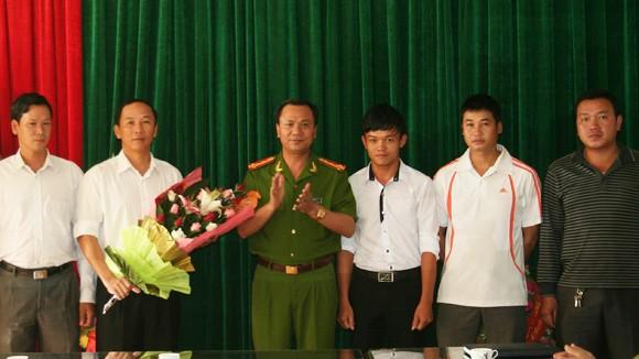 Công an tỉnh Lai Châu khen thưởng CBCS khám phá án ma túy ảnh 1