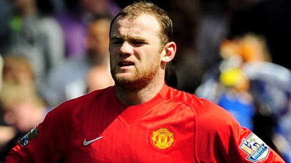"""Rooney """"khó ở"""" MU? ảnh 1"""