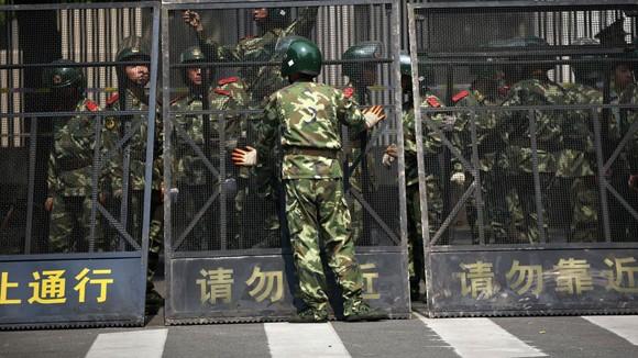 Biểu tình chống Nhật Bản ở Trung Quốc tạm hạ nhiệt ảnh 1