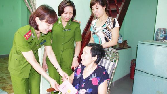 Đảng ủy CATP Hà Nội: Tiếp thu những lời tâm huyết ảnh 1