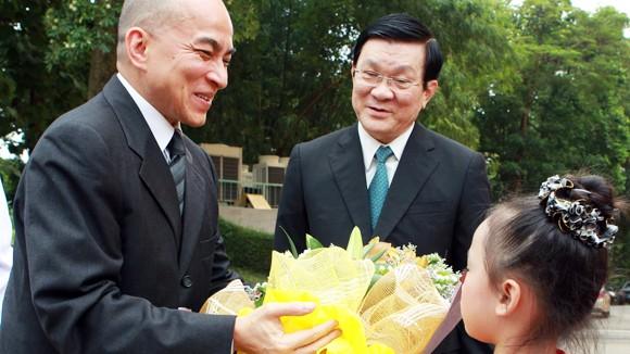 Việt Nam - Campuchia: Đoàn kết, hữu nghị, vì lợi ích nhân dân hai nước ảnh 1