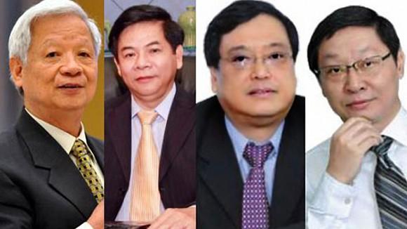 Khởi tố 4 cựu lãnh đạo Ngân hàng ACB ảnh 1