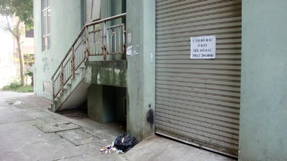 Khu đô thị khốn khổ ảnh 2