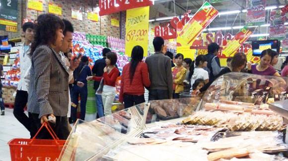 Tháng Khuyến mãi Hà Nội 2012: Nhiều mặt hàng giảm giá 50% ảnh 1