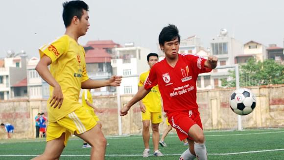Ấn tượng các cầu thủ Lào ảnh 1