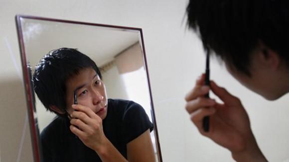 Cơn sốt làm đẹp của đàn ông Hàn Quốc ảnh 1