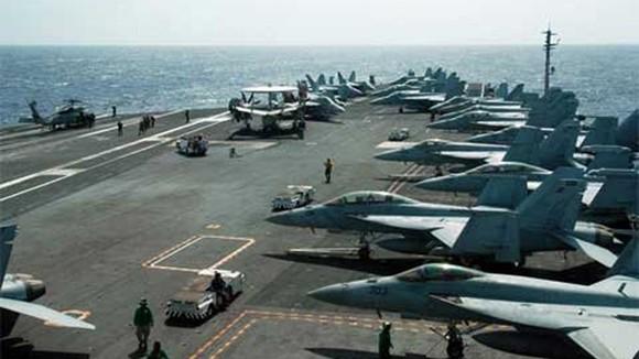 Sự thật chiến lược Mỹ đặt châu Á làm trọng tâm ảnh 1