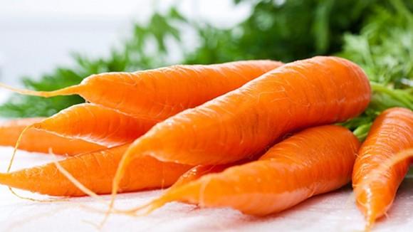 Phòng bệnh bằng cà rốt ảnh 1