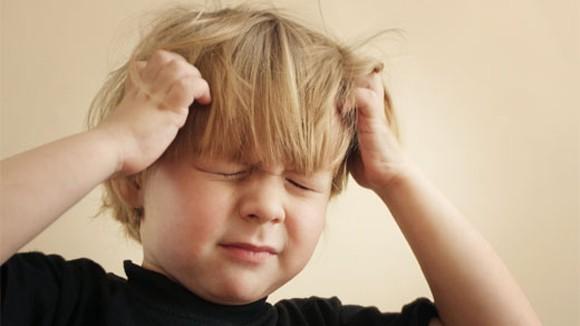 Chứng đau đầu ở trẻ - chớ nên xem thường ảnh 1