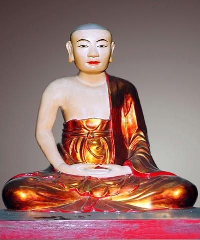 Tôn vinh công đức vị Vua Phật Việt Nam ảnh 1