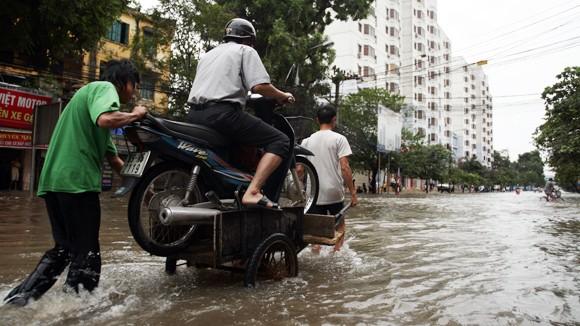 50 năm tới, Hà Nội bị nước biển xâm thực ảnh 1