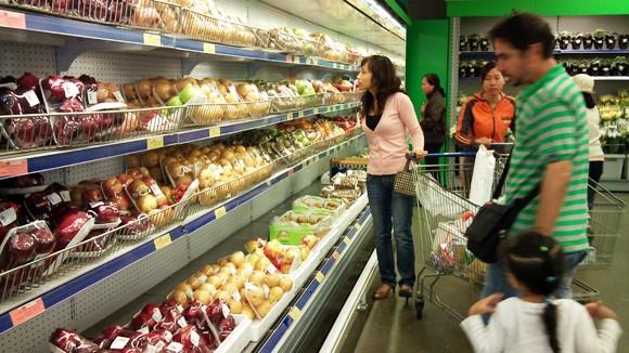 Thực phẩm an toàn: Hiếm và đắt ảnh 1