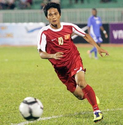 4 ngôi sao tương lai của bóng đá Việt Nam ảnh 4