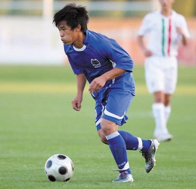 4 ngôi sao tương lai của bóng đá Việt Nam ảnh 3