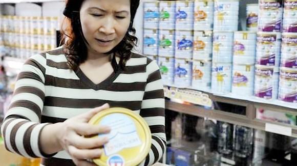 Thay đổi bao bì để tăng giá sữa ảnh 1