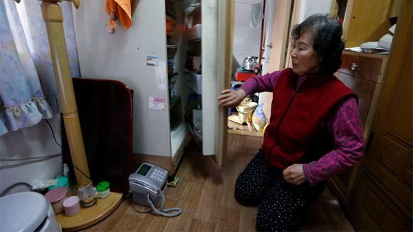Phận già ở xứ sở Kim chi ảnh 1