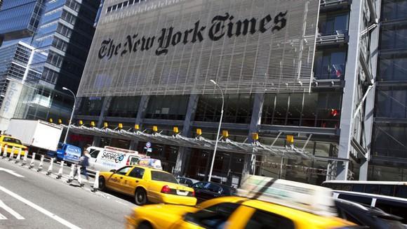 Thời báo New York cáo buộc tin tặc Trung Quốc tấn công ảnh 1