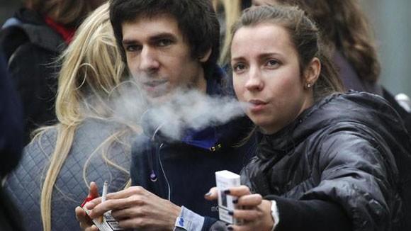 Nói không với thuốc lá ảnh 1