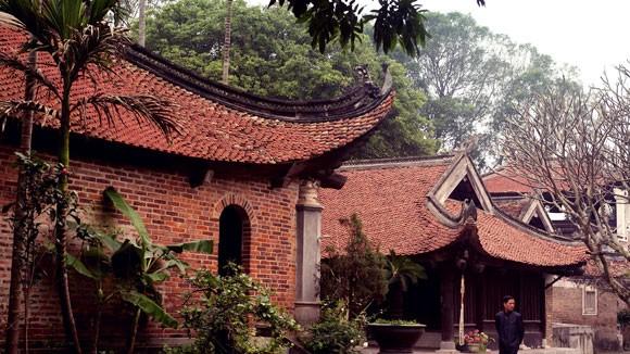 Vãng cảnh chùa Vĩnh Nghiêm ảnh 1